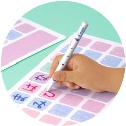 Hiragana Practice Sheet